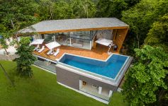Contemporary 2 to 5-Bed Ocean View Resort Villas, Maenam