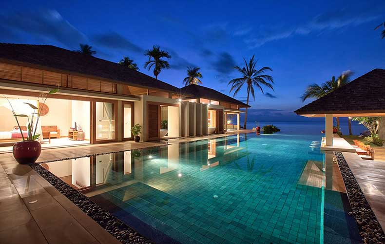Five Bedroom Luxury Beachfront Villa, Lipa Noi