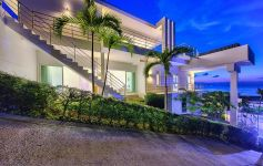 Stunning Contemporary 4-Bed Sunset Sea View Villa, Big Buddha