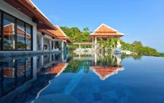 Luxury 7-Bed Panoramic Sea View Villa, Taling Ngam