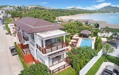 Six Hills - Luxury 4 Bed Sea View Villa, Plai Laem, North-East Peninsula