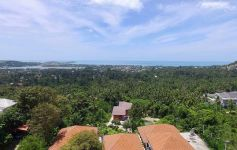 2,250 sqm of Sea View Land, Chaweng Hillside