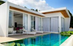 2-bed Modern Pool Villa with Mountain and Sea Views, Chaweng Noi