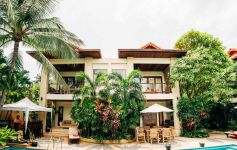 Villa Resort with Garden Pool, Chaweng