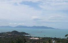 2 Rai of Panoramic Sea View Land, Maenam