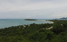 909 sqm of Spectacular Sea View Land, Choeng Mon