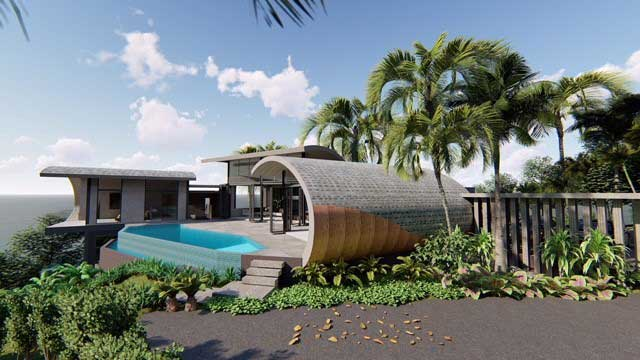 The Lux Residence, Koh Samui - Contemporary Pool Villas