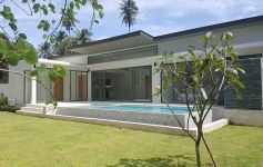 Recently Completed Modern 2-Bed Pool Villa, Laem Sor