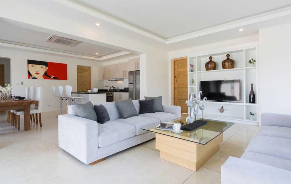 Koh samui property for rent 6 bedroom contemporary asian - Cuarto de la colada ...