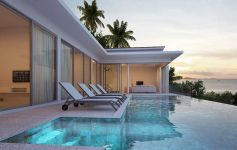 6-Bed Contemporary Designer Villa – Award-Winning Resort, Big Buddha